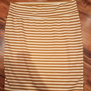 LulaRoe skirt size 3XL in euc.